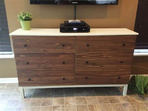 Vintage Look Tarva Tv Console Malm 2 Drawer Chest Replacement Cabinet Doors And Fronts Lowes Under Drawers Clear Makeup Organizer White High Gloss Liberty Hardware Pulls Rails Cheap Tallboy Of