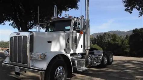 2009 Peterbilt 388 Day Cab│charter & Company Truck Sales