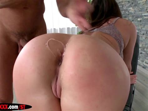 Perfect Ass Is So Wet That Need A Big Cock In Anal Sex