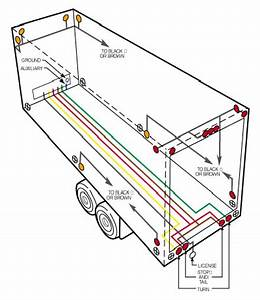 Wiring Diagram For Semi Trailer