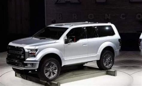 2020 Ford Bronco Towing Capacity Carfoss