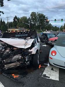 Four Car Accident In Clark County Sends Several To