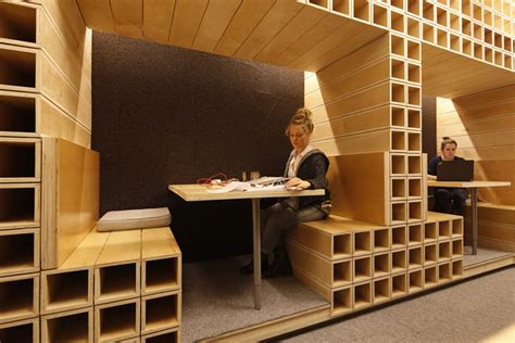 Office Space Virus by 187 Echoing Green Office By Miller Architecture
