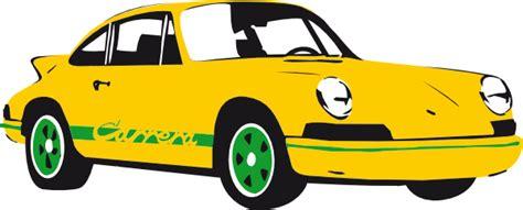 Porsche 911 Carrera Sports Car Clip Art At Clker.com