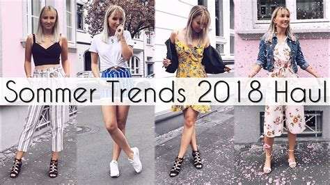 2018 Trends Something Borrowed And Plenty That Is New: Fashion HAUL Kombiniert In 7 OUTFITS