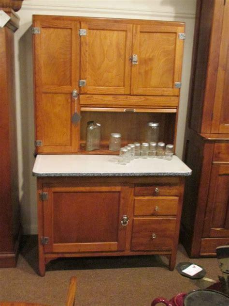 antique oak sellers hoosier bakers kitchen cabinet