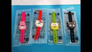 Watches Sanrio Mcdonalds Relojes Hello Kitty Chococat My