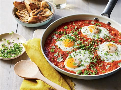 cuisine light meet shakshuka our newest brunch obsession cooking light