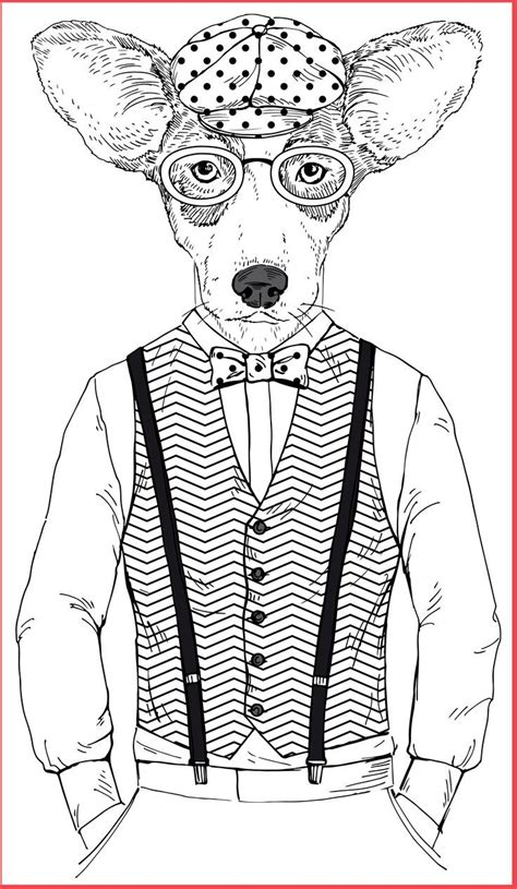 cat coloring book  adults google search dogs