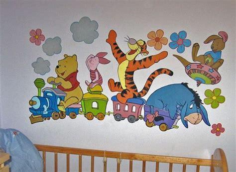 Kinderzimmer Wandgestaltung Disney by Kinderzimmer Gestalten Wand Murals Baby Room Decor