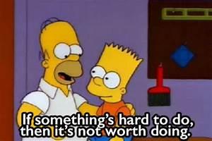 11 Homer Simpso... Simpson Drunk Quotes