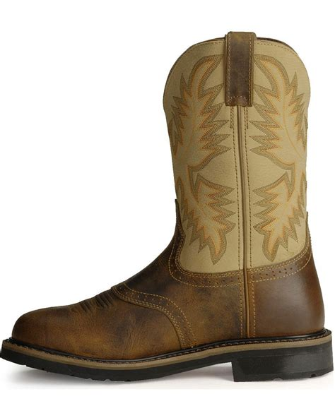 Boot Barn Boots Sale by Justin S Soft Toe Work Boots Boot Barn