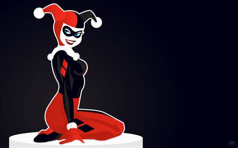 Animated Harley Quinn Wallpaper - harley quinn and search on