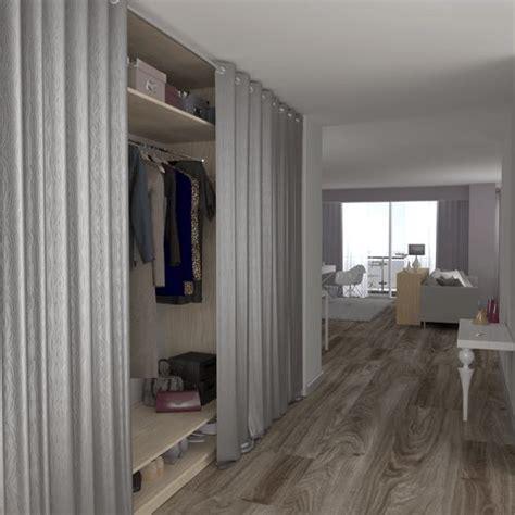 tenture plafond chambre les 25 meilleures idées de la catégorie rideau de placard