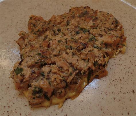 recette cuisine musculation burger maison thon oeuf