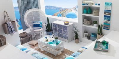 chambre grecque déco maison grece