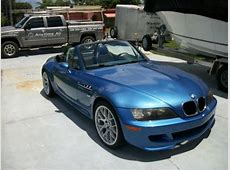Sell used 99 bmw z3 m roadster fat wheels and tires