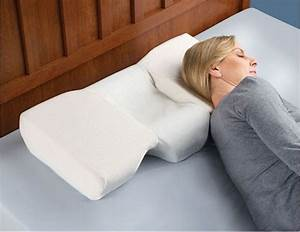 best pillow for neck pain for side sleepers a very cozy home With best down pillow for back sleepers
