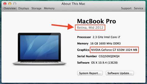 Image Gallery macbook pro a1278 specs