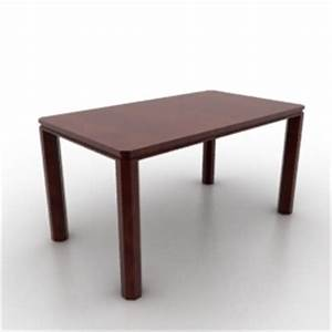 """""""Dining Tables"""" - Furniture collection 3D Models Dining"""