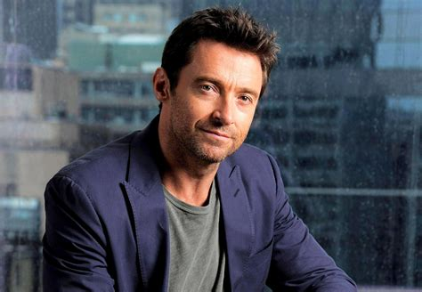 Actor Man Hugh Jackman Wallpaper