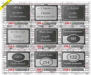 Plaque De Maison Originale : souvent plaque porte entr e originale en31 montrealeast ~ Teatrodelosmanantiales.com Idées de Décoration
