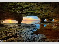 Michigan Nut Photography Lake Superior Caves & Coves