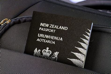 New Zealand's passport is now the most powerful in the