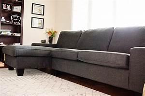 my ikea kivik sectional grows up ikea hackers ikea hackers With sectional sofa risers