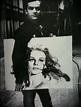 Jack Nicholson holding a portrait of Ann Margaret | Jack ...