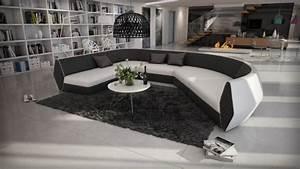 changez pour un canape en cuir blog deco gdegdesign With tapis oriental avec canapé panoramique cuir design