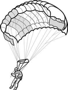 Parachute drawing | Parachutes | Pinterest | Parachutes