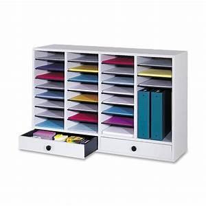 12 compartment literature organizer document sorter black With storex 24 compartment literature organizer document sorter black 61611u01c