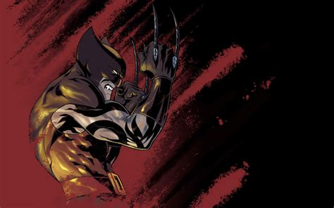 Animated Wolverine Wallpaper - fondos para whatsapp patada de caballo wolverine