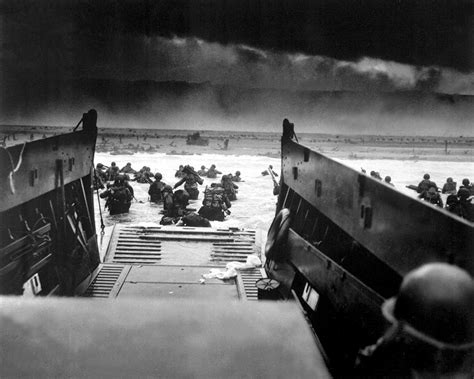 d day 6 june 1944 photos of allied troops storming normandy and turning the tide of ww2