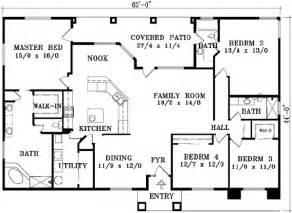 single story house plans without garage southwest style house plans 2129 square foot home 1