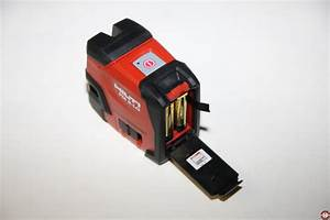 Niveau Laser Hilti : test du laser ligne hilti pm 2 lg et pr sentation du laser ~ Dallasstarsshop.com Idées de Décoration