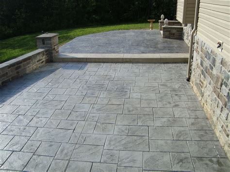 sted concrete patio installation do s and don ts