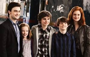 Potter family - Harry Potter Wiki