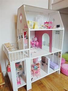 Les 25 Meilleures Ides Concernant Meubles Barbie Sur