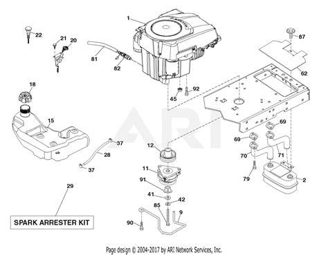 Ariens Hydro Tractor Parts