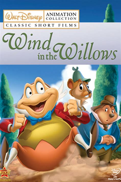 disney animation collection volume  wind   willows
