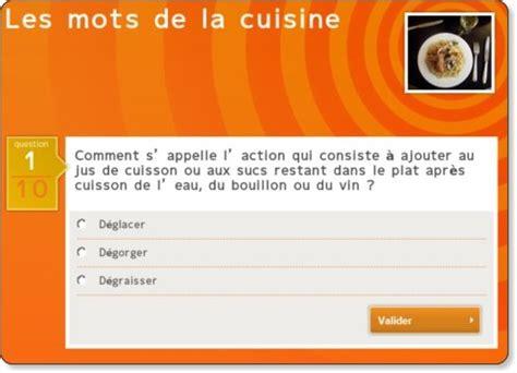 quiz de cuisine autour de la gastronomie quiz les mots de la cuisine