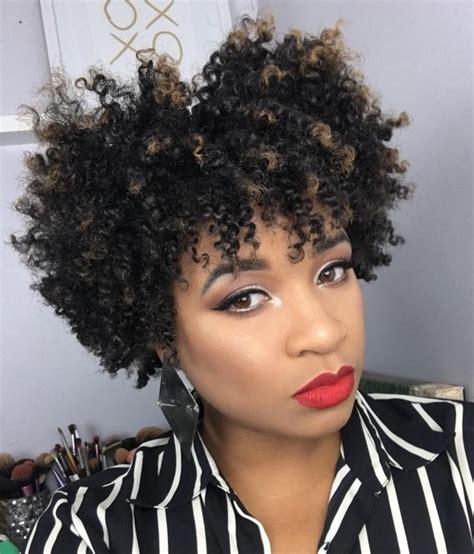 inspiring natural hairstyles  short hair   natural hair styles tapered hair