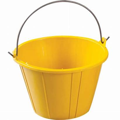 Pail Cement Yellow Gh Hardware Industrial Series