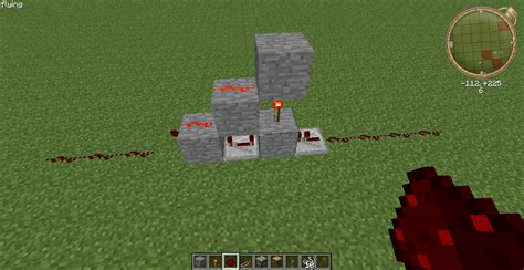Looking For Wide Mono Stable Circuit Redstone Design