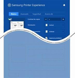 Utilizaci U00f3n De Samsung Printer Experience
