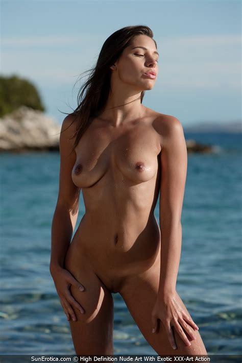 Adriana Nude Outdoors By Sun Erotica 16 Photos Erotic