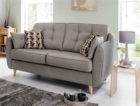 bargain settees the daltrey 2 seater sofa iconic mid century style the