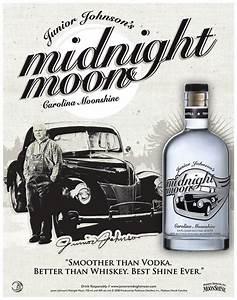 Junior Johnson's Midnight Moon | Design/Illustration ...